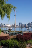 Toronto-Stadt-Zeile Stockfotos