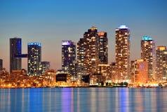 Toronto-Stadtbild Lizenzfreie Stockfotos