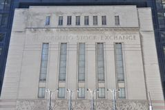 Toronto Stock Exchange Royalty Free Stock Photography