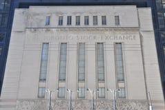 Toronto Stock Exchange Royalty Free Stock Photography