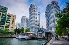 Toronto strand Arkivbild