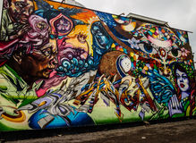 Toronto Street Art Stock Photos