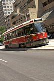 Toronto Streetcar Royalty Free Stock Images