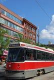Toronto streetcar Royalty Free Stock Photos