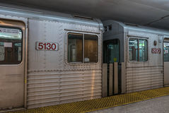 Toronto Subway Royalty Free Stock Photos