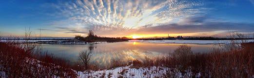 Toronto Sunset Royalty Free Stock Image