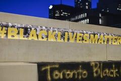 Toronto svarta gemenskap Royaltyfri Foto