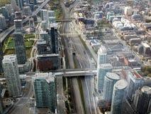 Toronto-Szene Lizenzfreies Stockbild