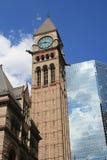 Toronto - torres de salão de cidade fotografia de stock