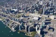 Toronto Towers stock photos