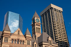Toronto towers Stock Photography