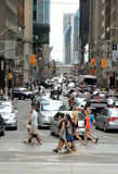 Toronto Traffic Stock Photo