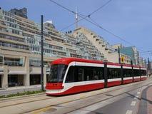 Toronto tramway Royalty Free Stock Photography