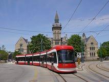 Toronto tramway Royalty Free Stock Photos