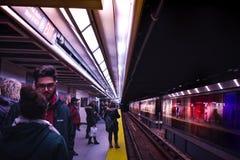 Toronto-U-Bahn Lizenzfreies Stockfoto