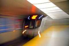 Toronto-U-Bahn Lizenzfreie Stockfotografie