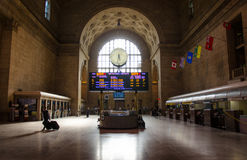 Toronto Union Station Royalty Free Stock Images