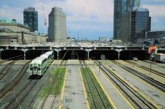 Toronto Union station. Royalty Free Stock Photos