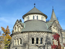 Toronto University building of Croft Chapter House 2016 Royalty Free Stock Photography