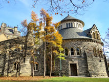 Toronto University Croft Chapter House autumn 2016 Royalty Free Stock Image