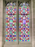 Toronto University Trinity College Church the stained glass 2016