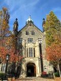 Toronto University Trinity College the main facade 2016 Royalty Free Stock Photography