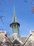 Toronto University Trinity College spire 2016 Royalty Free Stock Photography