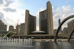 Toronto urząd miasta Zdjęcie Stock