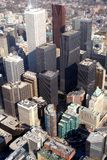 Toronto van de binnenstad stock fotografie
