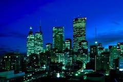 Toronto van de binnenstad Stock Foto