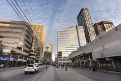 Toronto van de binnenstad, Canada Stock Afbeeldingen