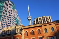 Toronto velha e nova Foto de Stock