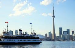 Toronto View stock photography