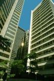 Toronto w centrum budynki Zdjęcie Royalty Free