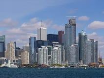 Toronto waterfront Royalty Free Stock Image