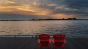 Toronto waterfront Royalty Free Stock Photography