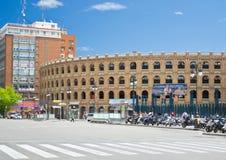 toros Βαλέντσια de plaza Στοκ Εικόνα