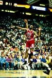 Toros de Michael Jordan Chicago Fotografía de archivo libre de regalías
