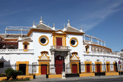 toros de plaza Σεβίλη Ισπανία Στοκ Εικόνες