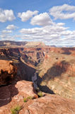 Toroweap Point,  Grand Canyon National Park Stock Photography