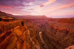 Toroweap View Grand Canyon Stock Images