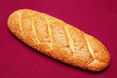 Torpedine della pagnotta del pane Fotografia Stock Libera da Diritti