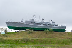 Torpedo boat Royalty Free Stock Image