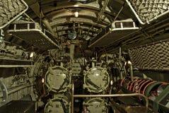Torpedo-Maschinerie Lizenzfreies Stockbild