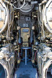 Torpedo room section of TCG Canakkale (S-341) subm Royalty Free Stock Image