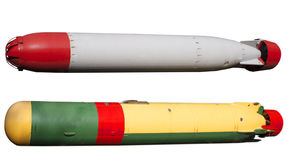 Torpedoes Stock Photography