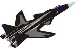 Torpedojager s-34 stock illustratie