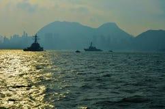 Torpedojagers Stock Afbeelding