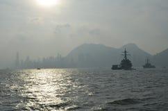Torpedojagers Stock Fotografie