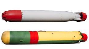 Torpedos Fotografia de Stock